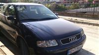 Audi A3 1.9 TDI -98 temno sina boja registrirano