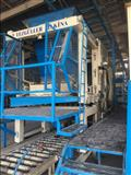 Masina za betonski kocki