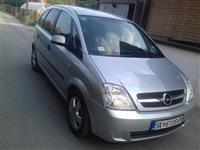 Opel Meriva 1.4 Plin ates registrirana inse