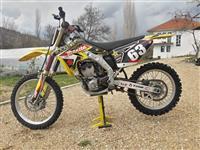 SUZUKI RMZ 250cc