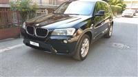 BMW X3 2.0D 184KS X-DRIVE -13