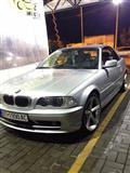 BMW 323 CI CABRIO -01 MOZI I ZAMENA EKSTRA