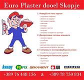 SE OD GIPS Euro Plaster dooel