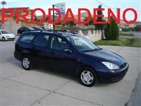 FORD FOCUS 1.8 TDDI 90 KS -02 KLIMA