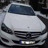 Mercedes-Benz E 200 DT BlueTEC Avantgarde 7G LED