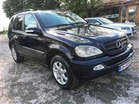 Mercedes ML 270 CDI FaceLift