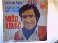 Miso Kovac singl ploca