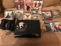 Playstation 3 1TB unbroked with 12 games clean