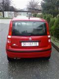 Fiat Panda -09 od prv sopstvenik