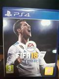 FIFA18 i NBA2K17
