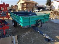 TRAKTORSKI PRIKOLKI DELTA METAL 4 ton
