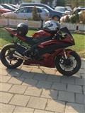 Yamaha R6 2008 extra
