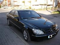Mercedes W220 S-class 500 Long 4-Matic 2005god V8
