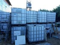 Kanister cisterna od 1 ton