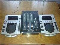 Pioneer Cdj 100 S + Work Sion 3