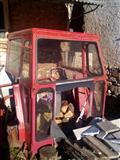 Kabina od Massey 155