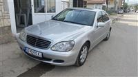 Mercedes S 320 CDI -06 full