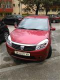 Dacia Sandero  projdeni 22.322km neuvezuvana