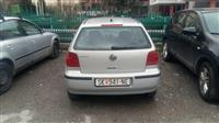 VW Polo 1.4 prv gazda