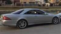 Mercedes CL 500 -03 ITNO