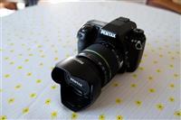 PENTAX K 5 SO OBJEKTIVI,18-55mm,35mm i 35-80mm