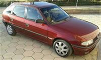 Opel Astra 1.7TD -95 registrirana novi gumi
