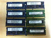 Memorii za laptopi DDR2 i DDR3