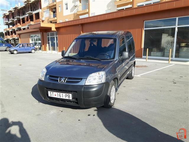 Ad Peugeot Partner 1 9D for-sale, kocani, municipality-of