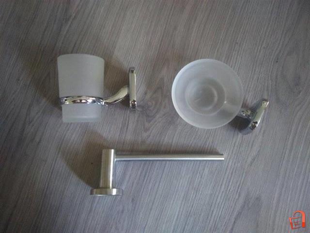 Bathroom Accessories Za pazar3.mk - ad galanterija za kupatilo made in italy for sale