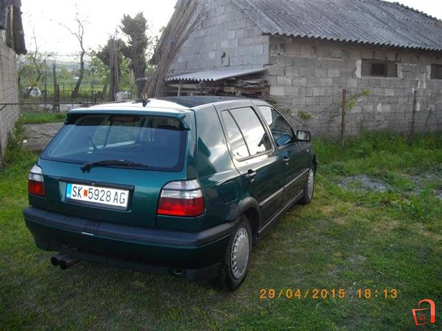 pazar3 mk ad vw golf 3 1 9 tdi 97 for sale skopje aerodrom rh pazar3 mk vw golf 97 manual 1997 Volkswagen Golf