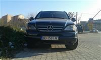 Mercedes-Benz ml 270cdi terenski (suv) 4×4