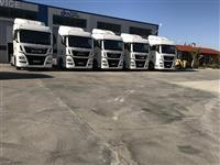 Kamioni MAN Euro 6 Mart 2016