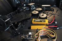 Motoriziran 3-Axes GIMBAL - Stabilizator i FLYCAM