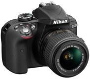 NIKON D3300 so ekstra oprema