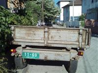 Traktorska prikolica IMT Beogradska