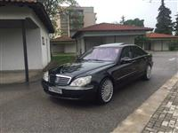 MERCEDES-BENZ S 400 -02 FULL OPREMA