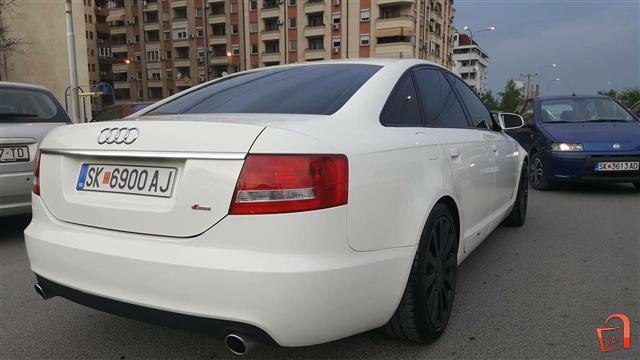 Pazar3mk Ad Audi A6 24 Tng 05 For Sale Skopje Karposh