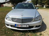Mercedes-Benz c200 CDI Blue Efficiency