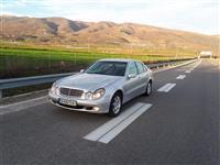 Mercedes w211 220 cdi elegance extra