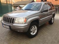Jeep Grand Cheeroke 3,1 td -00