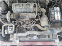 Delovi za Mazda 323 1.7 dizel