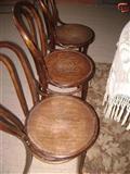 Micheal Thonet stilski stolici