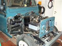Мotor za Land Rover Defender serie 88
