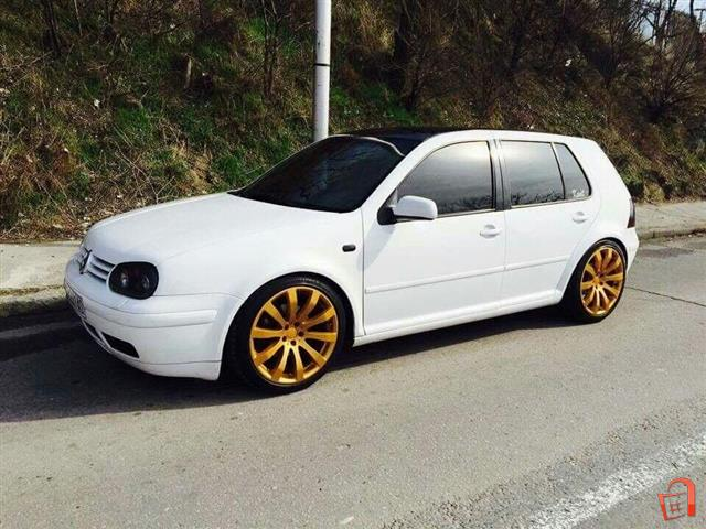 Pazar3 Mk Ad Vw Golf 4 Tdi Tuning 98 For Sale Skopje