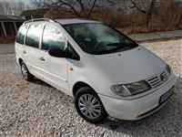 VW Sharan 1.9tdi 110ks registriran +zelen karton