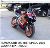 Honda Repsol 2006 600cc