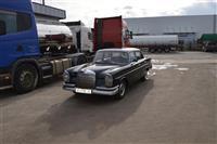 Mercedes 200 -60 oldtimer