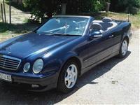Mercedes CLK 200 kabrio -00