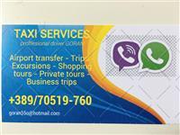 Prevoz na patnici taxi prevoz
