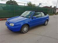 VW Golf Cabrio 1.9 TDI 110 KS